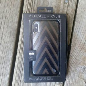 Kendall & Kylie iPhone X Case NEW IN BOX